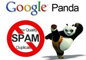 Algorithme Google : Panda